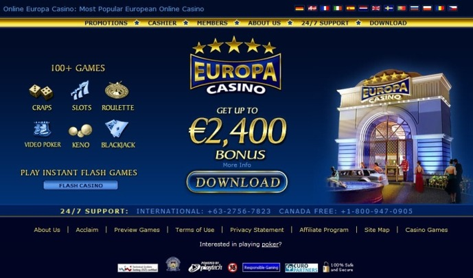 europa casino online lord of